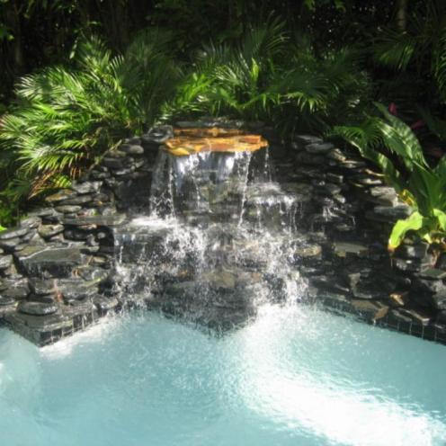 Home Waterfalls