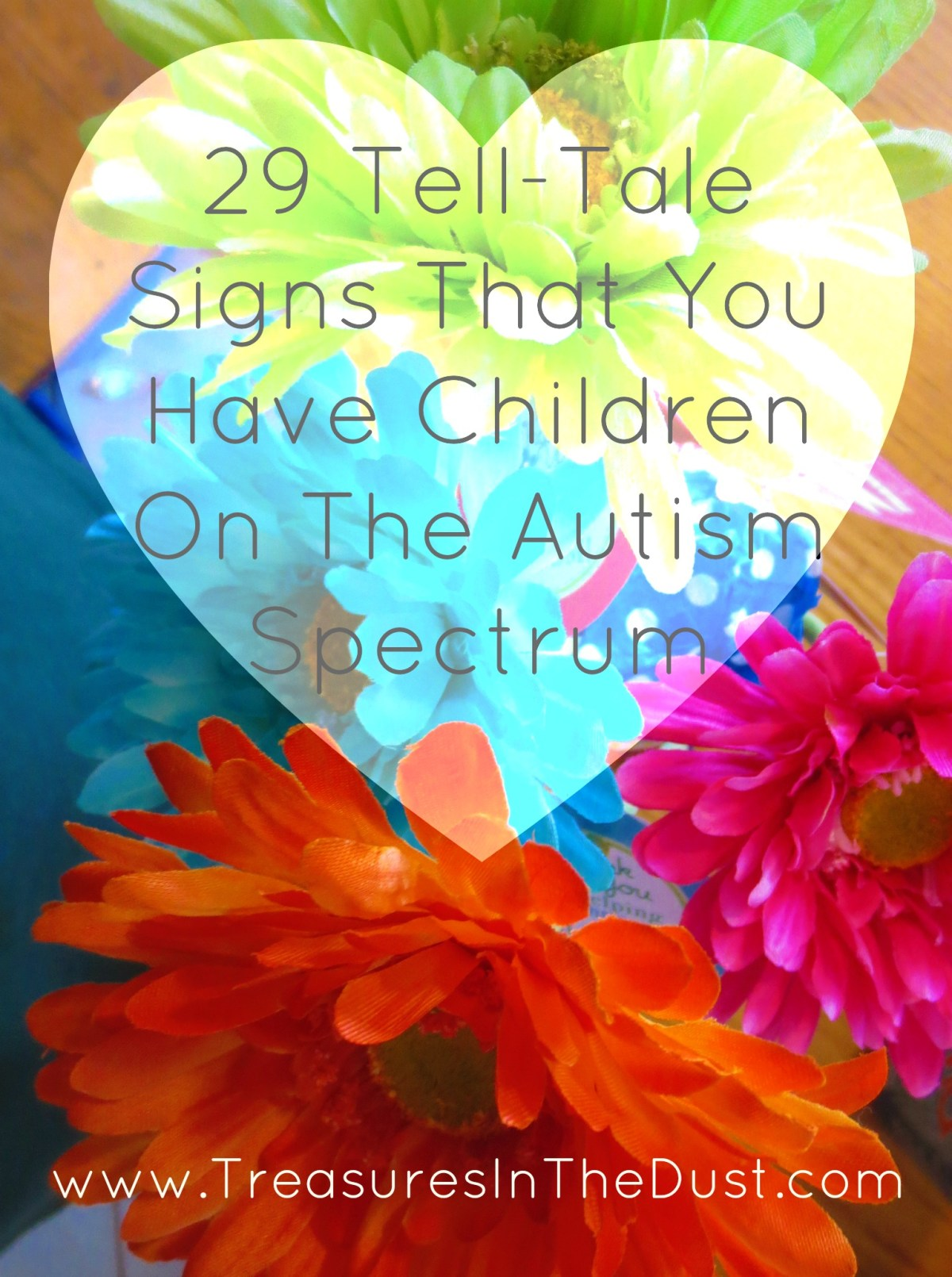 29 Tell-Tale Signs That You Have Children On The Autism Spectrum