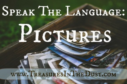 Speak The Language:  Pictures