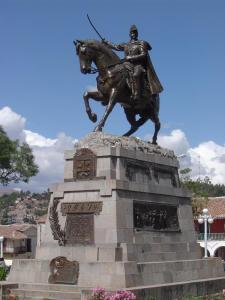 Peruvian independentist forces were led by Antonio José de Sucre.