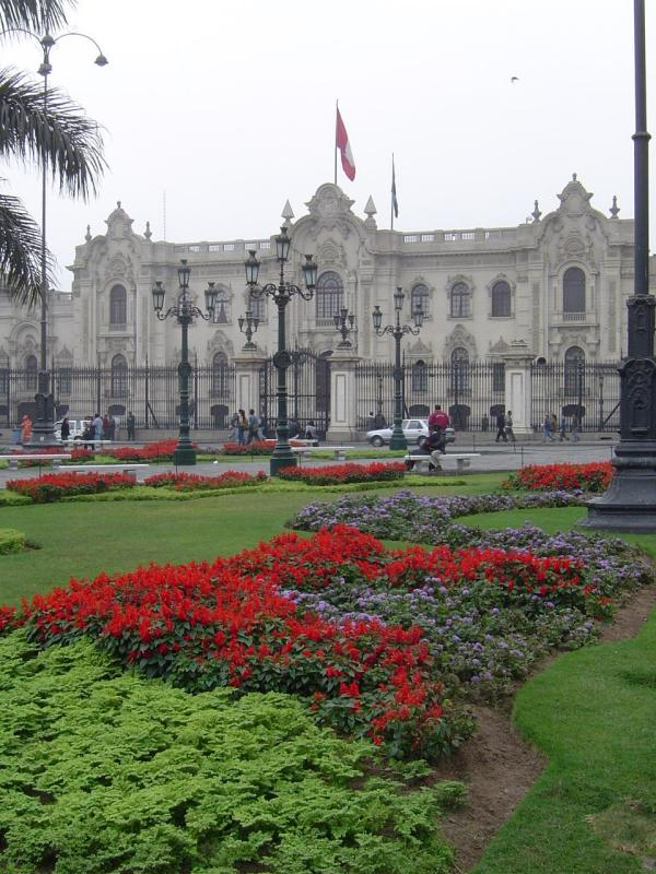 Four Places to Visit in Lima Peru!