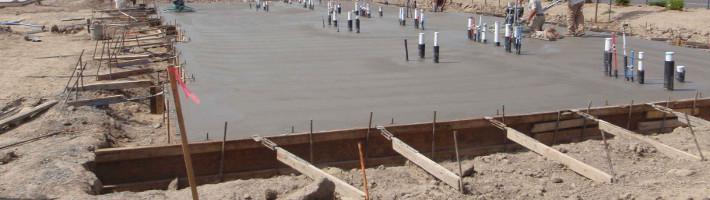 Concrete Construction | Foundations | Treasure State, Inc. | Belgrade, MT