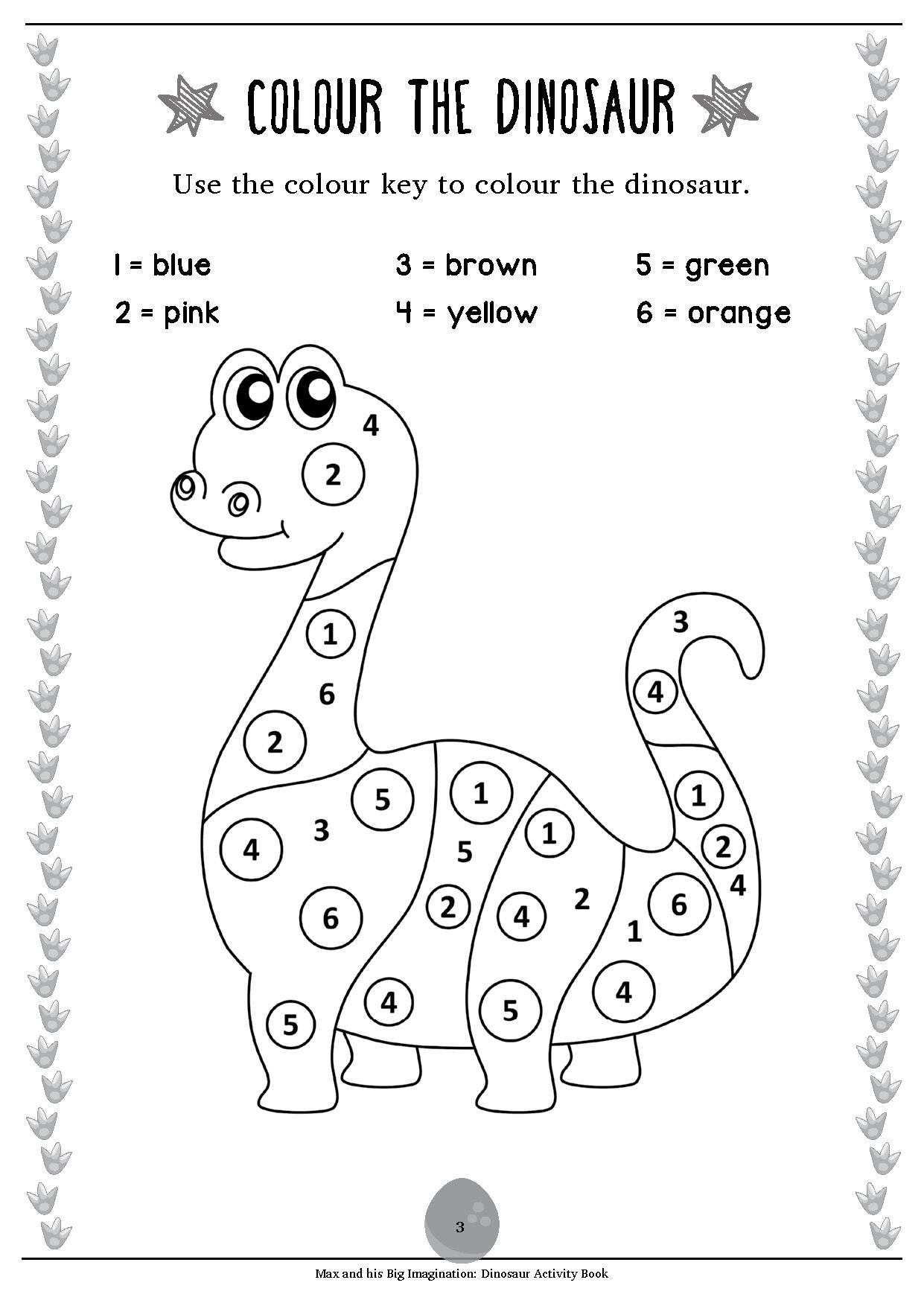 Free Dinosaur Games For Preschoolers