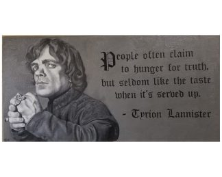 Truth About Lannisters - oil