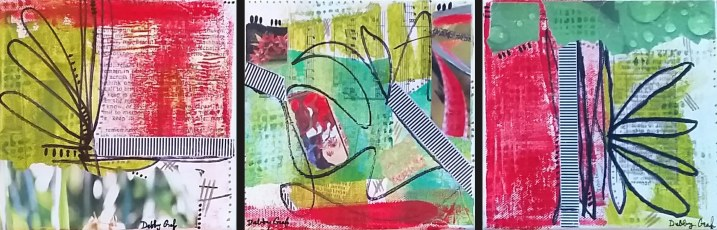 Debby Graf - red_green_trio