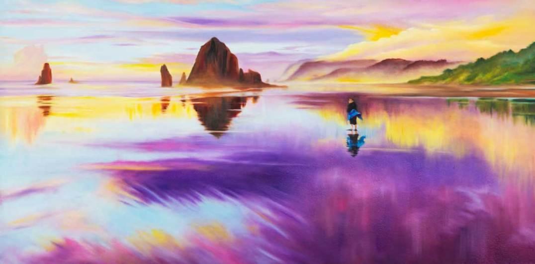 Haystack Reflections