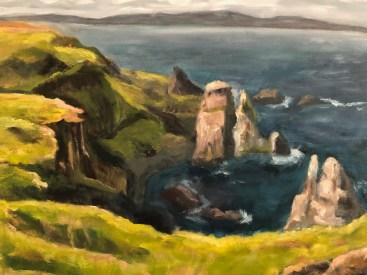 Joan Thomas, Ireland Coast jpg