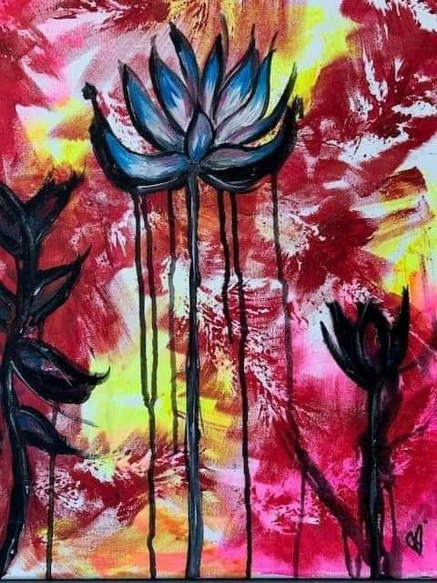 """Tears of the lotus"""