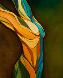 """Restoration"" 48x60 oil on canvas"