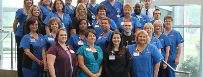 Group Photo of the SERO Staff and Board-Certified Physicians and radiotherapy staff