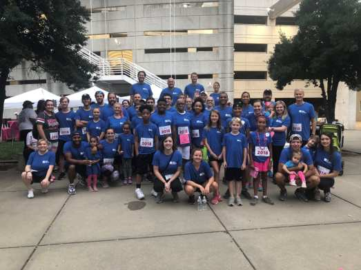 Race for the Cure 2018 - 2