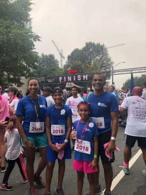 Race for the Cure 2018 - Butlers 1
