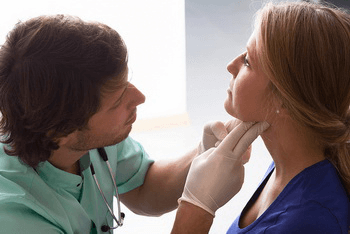 Hypothyroidism medical exam