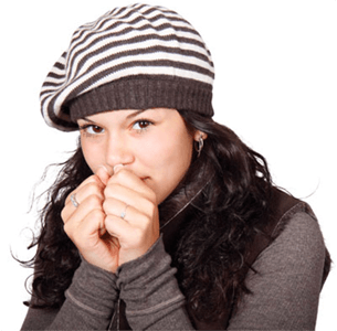 Intolerance to cold is a symptom of hypothyroidism