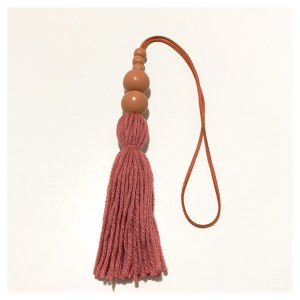 Desert sand tassel wall hangings