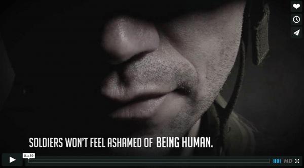 Stop Soldier Suicide video link