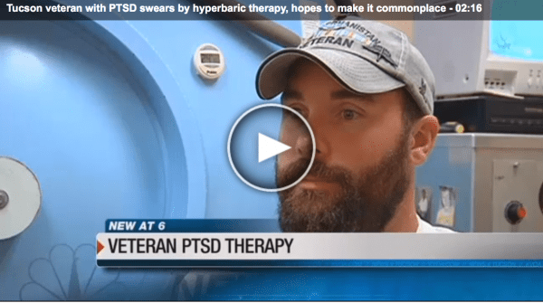 Tucson Veteran with PTSD