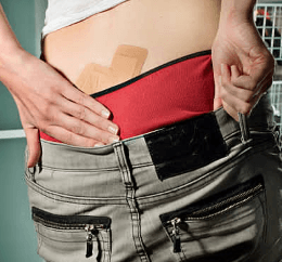 how to get rid of sores on buttocks