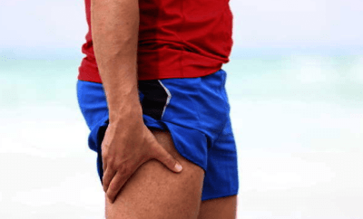how to get rid of thigh pain fast
