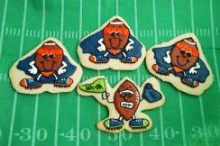 Superfan cookies