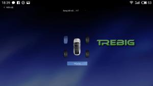 Phần mềm cảm biến áp suất lốp Storebao TPMS Tiếng Việt 100% 3