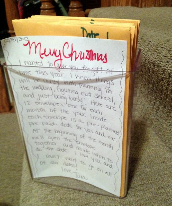 brian christmas gift
