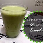 Healthy Shamrock Shake?!