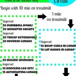 Just Add A Mile Total Body Circuit