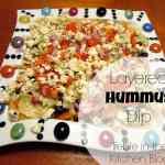 Layered Hummus Dip