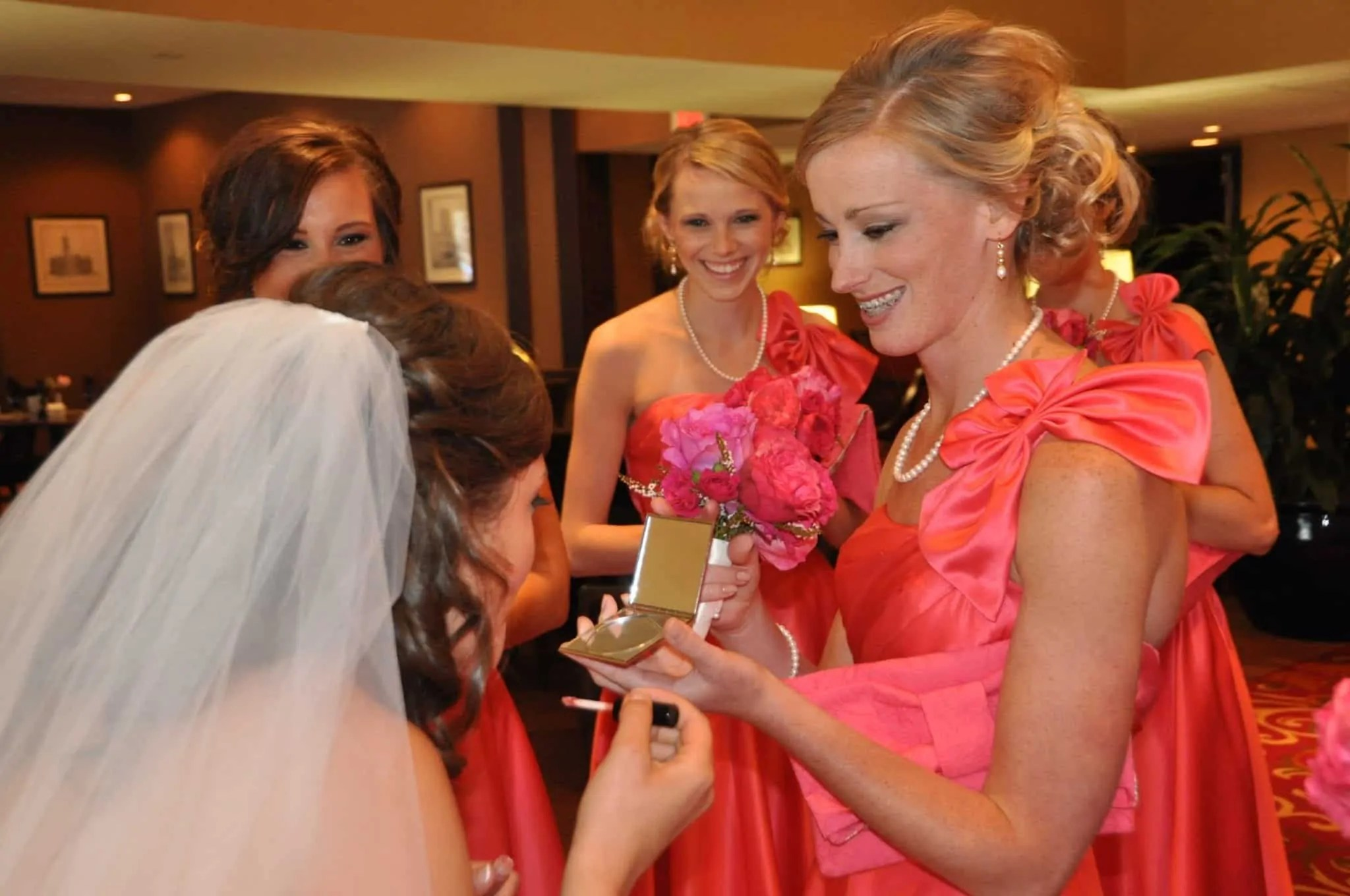 Wedding Recap: Our First Look - Treble in the Kitchen