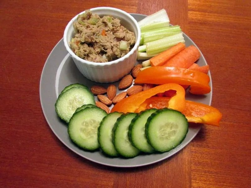 whole30 tuna salad