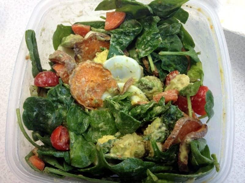 lunch salad