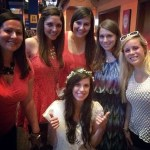 Joy's Bachelorette Night in Downtown Indy