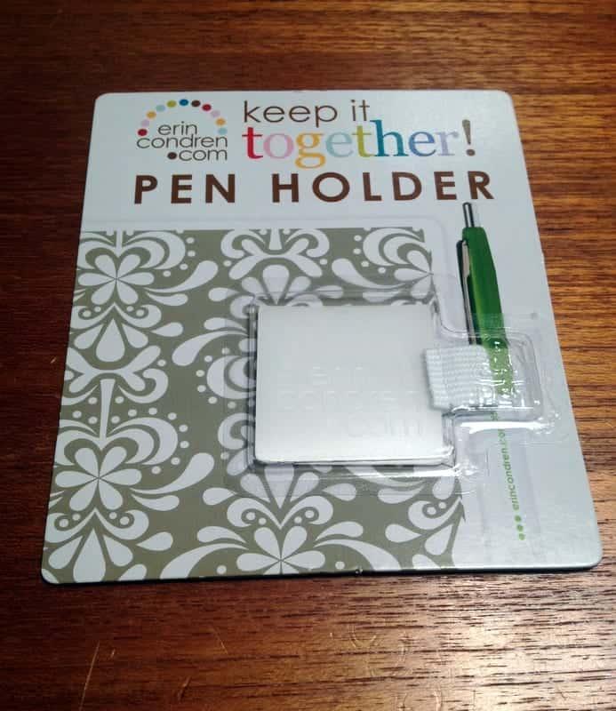 Erin Condren Pen Holder