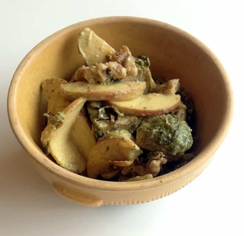 Autumn Fest Salad via Treble in the Kitchen