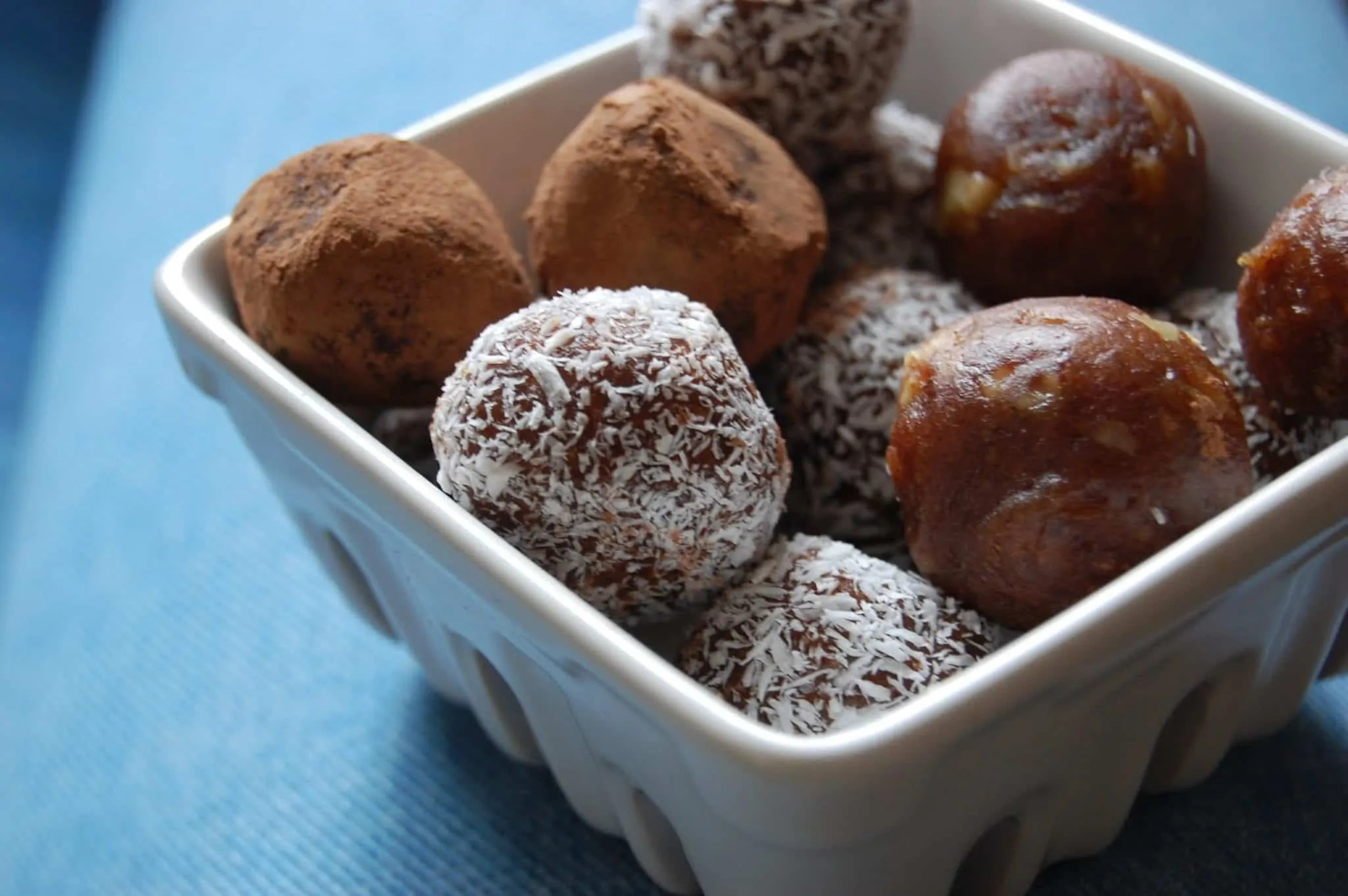 Date Truffles - Uproot from Oregon