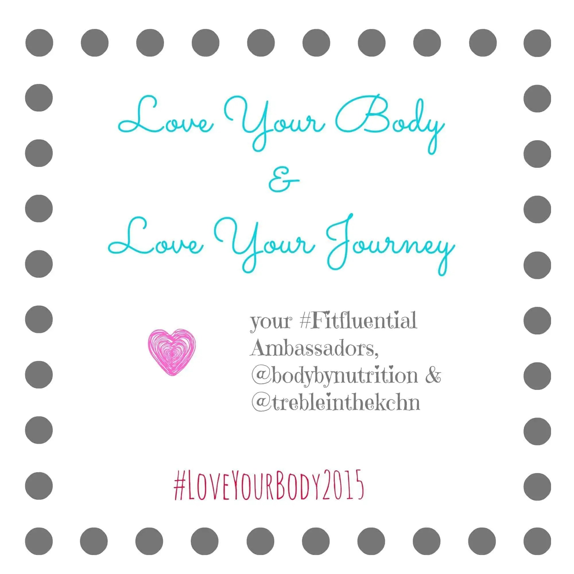 Love Your Body Challenge 2015
