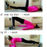 Quickie Bodyweight Ab Workout