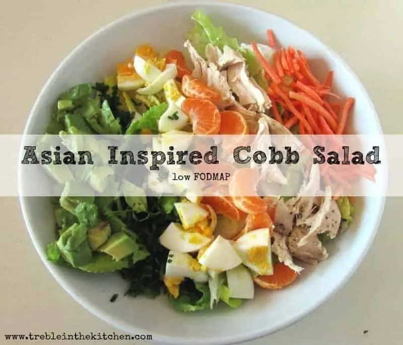 Asian Inspired Cobb Salad