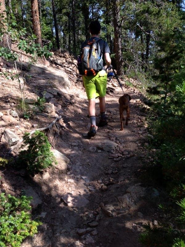 Maxwell Falls Hiking via Treble in the Kitchen