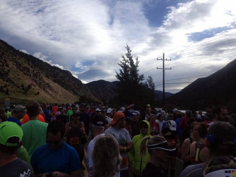 Georgetown to Idaho Springs Half Marathon 2015 | Treble in the Kitchen