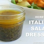 Herby Italian Salad Dressing