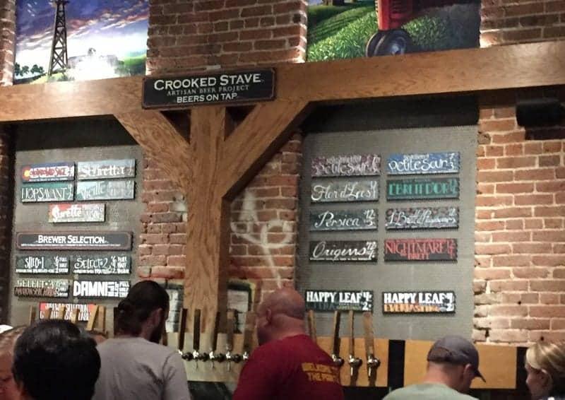 Crooked Stave Sour Beer in Denver