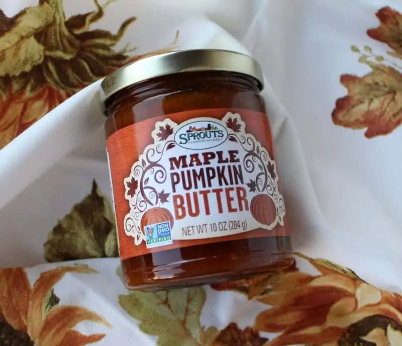 Sprouts Maple Pumpkin Butter