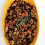 Wild Blueberry Sweet and Savory Stuffing
