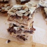 Lightened Up Delight Bars