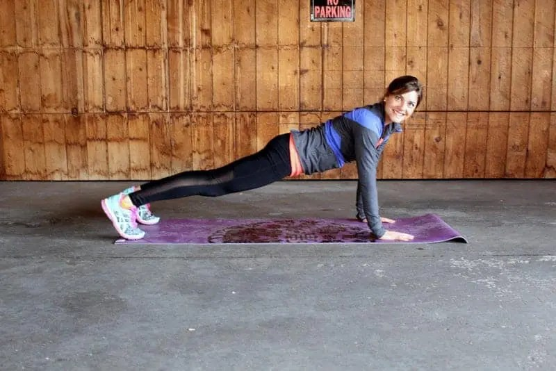 No Equipment Total Body Circuit Workout