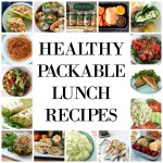 Healthy Packable Lunch Recipes