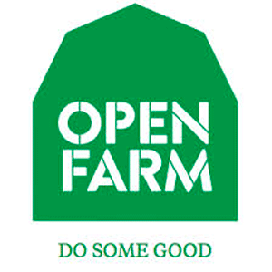Open Farm pet food logo
