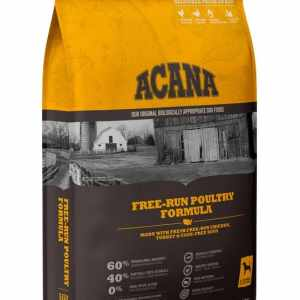 Acana Free Run Poultry front of bag